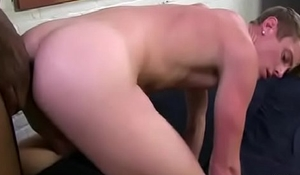 White Twink Enjoy BBC In His Tight Ass Hradcore Way 28