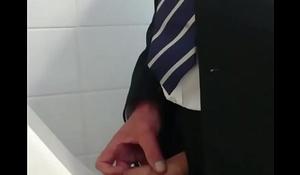 Mature foreskin piss
