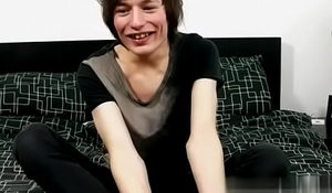 Emo foot fetish video gay Jesse Andrews is only legal years old and