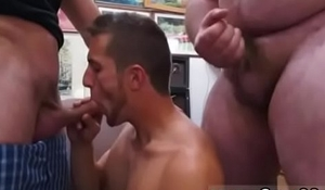 Fat people gay sex first time No sweat off my gigantic balls, cause