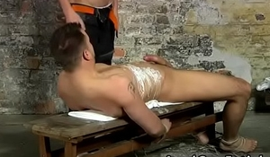 Hot male cowboy bondage gay For this session of manhood fun he has