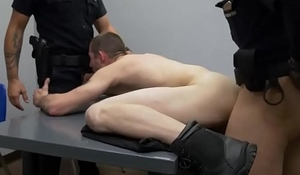 Photo police gay porn xxx galleries Two daddies are finer than one