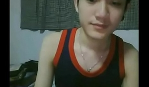 Thai Boy Webcam Cum
