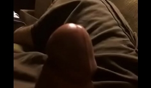 Thick Latin dick exploding cum in Slow-motion