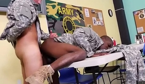 Black african gay sex movie Yes Drill Sergeant!