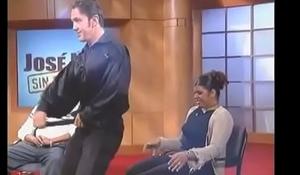 Talk Show Latino Male Stripper 2-Zorro