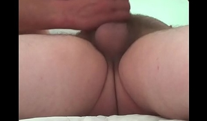 Sucking my husbands cock in his first porn video