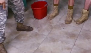 Extreme interracial gay sex tube and thai army boy fuck each other