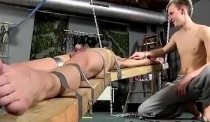 Hot emo guys nude bondage gay It's not often we watch Reece being a