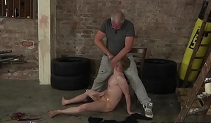 Nasty mature guy loves fucking with perverted young man