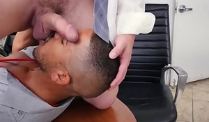 Straight guys first time doing anal gay porn Sexual Harassment Class