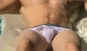 twinks gay porn first time Zack &amp_ Mike - Jackin by the Pool