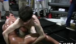 Full homosexual massage porn