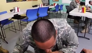 Military men masturbating movie gay Yes Drill Sergeant!