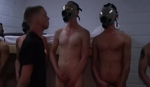 Naked vintage military physicals gay first time Training the New