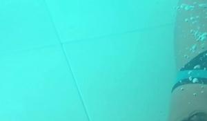 Speedo Swimming Stud Underwater