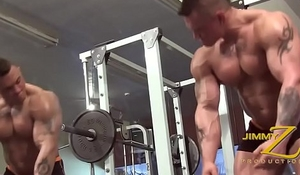 JACKSON GUNN BIG ASS at  GYM