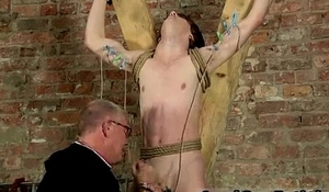 Old men gay sex pitchers Another Sensitive Cock Drained