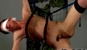 Shaved gay bondage movietures and chain bondage xxx The glance of the