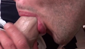 Jockstrap twunk bare fucked and ass creamed
