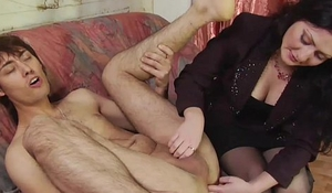 You will take this big fat cock balls deep