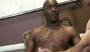 Black Dude Get His Dick Sucked Hard By Sexy Gay Twink 17
