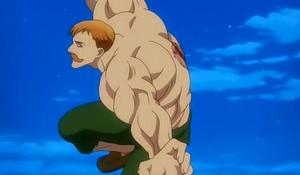 Fuerte violació_n a chico vestido de hada y gigante musculoso