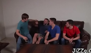 Homosexuals in love helter-skelter penis amazing scenes of group anal sex