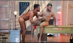 Men.com - (Diego Reyes, Logan Moore) - Be on one's guard Blown - Prick My Gap - Trailer advance showing