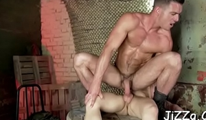 Undressed hunks bonk and suck one another'_s unearth in mad orgy