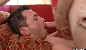 Gay student bends for one-eyed subhuman in a perfumed porn enactment with his teacher