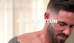 BROMO - Bukkake Bitch Scene 1 featuring (Blaze Burton, Carlos Lindo, Dane Stweart, Dante Stewart, Titus) - Trailer preview