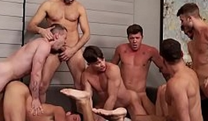 hot happy-go-lucky orgy