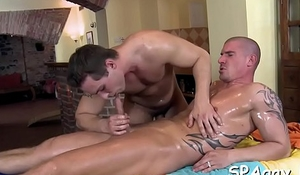 Massage homosexual clips