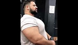 Beefy strongman