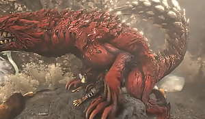 monster hunter feral animation sex pipedream fleecy part 2